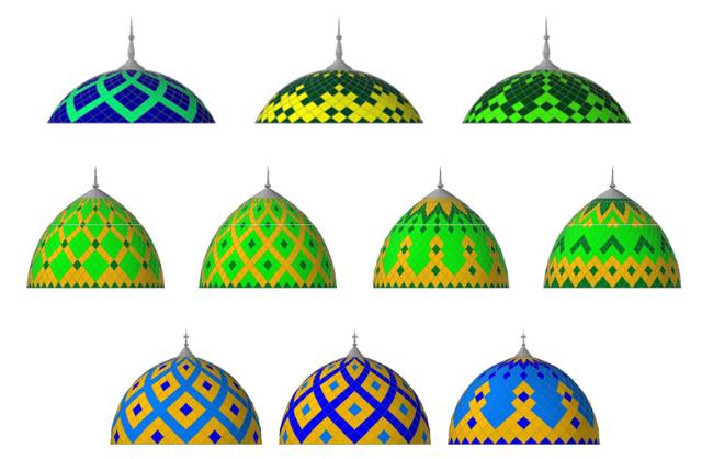 Berapa Harga Pasang Kubah Masjid Enamel