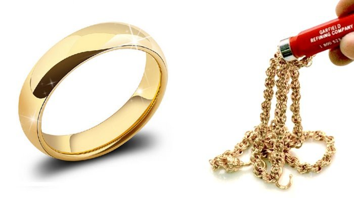 Bahaya Menggunakan Cincin Emas Palsu, Wajib Waspada